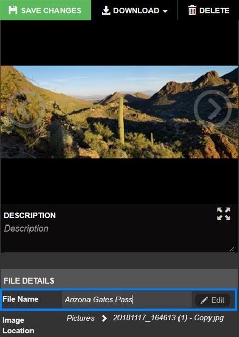 DB Gallery version 10.3